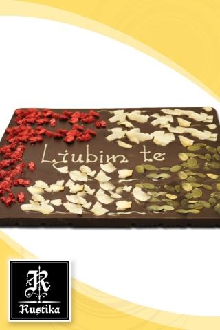 Nakup čokoladnih poročnih daril in daril za obletnico