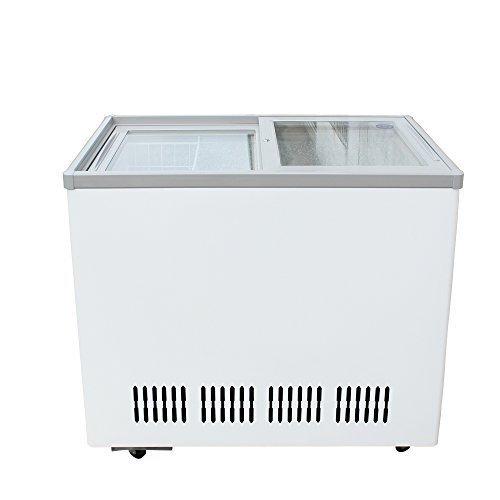 Ponudba različnih hladilnih vitrin in ledomatov
